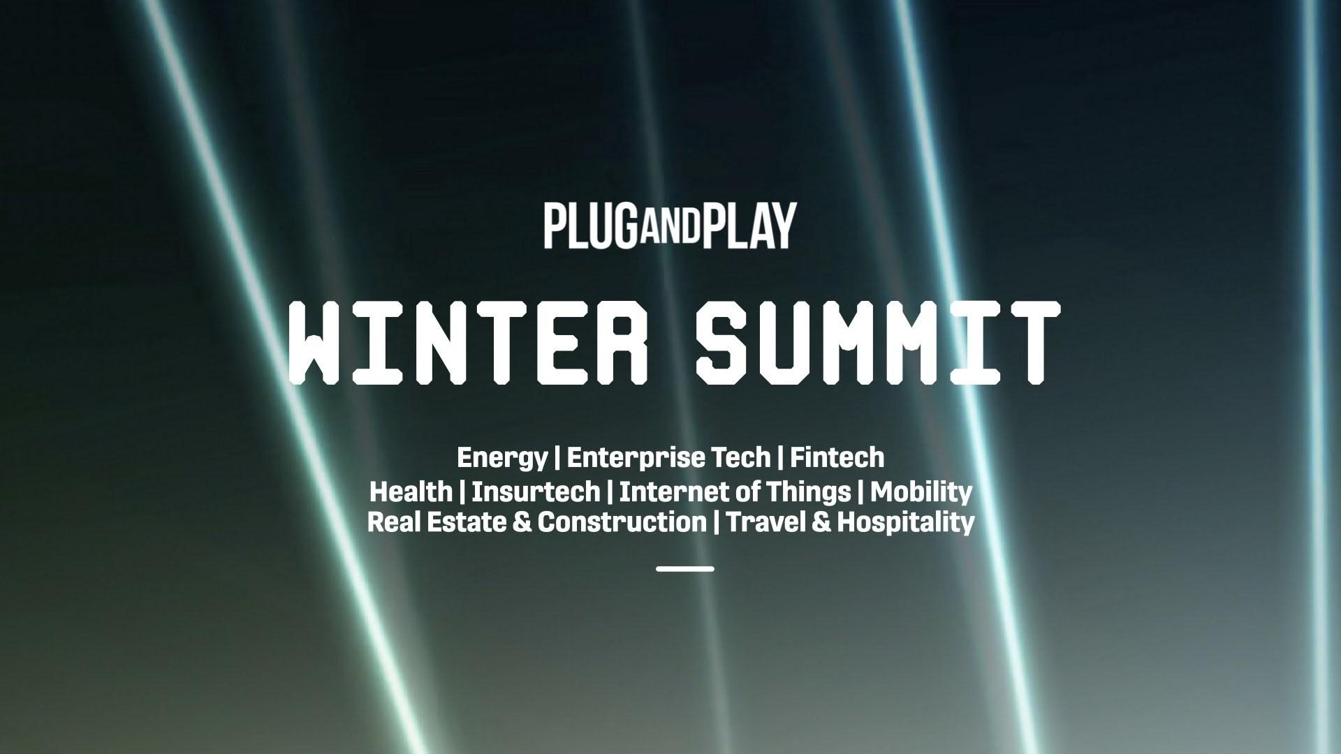 Plug and Plug Winter Summit image